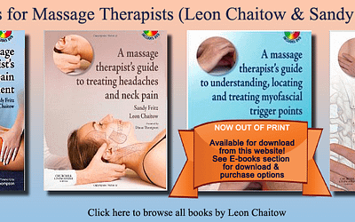 Massage therapy guides