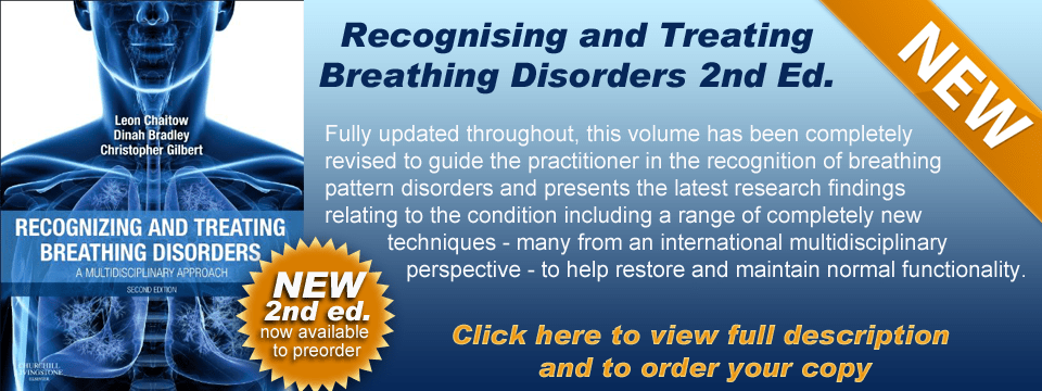 Recognizing and treating breathing disorders – Physiopedia Interview with Leon Chaitow