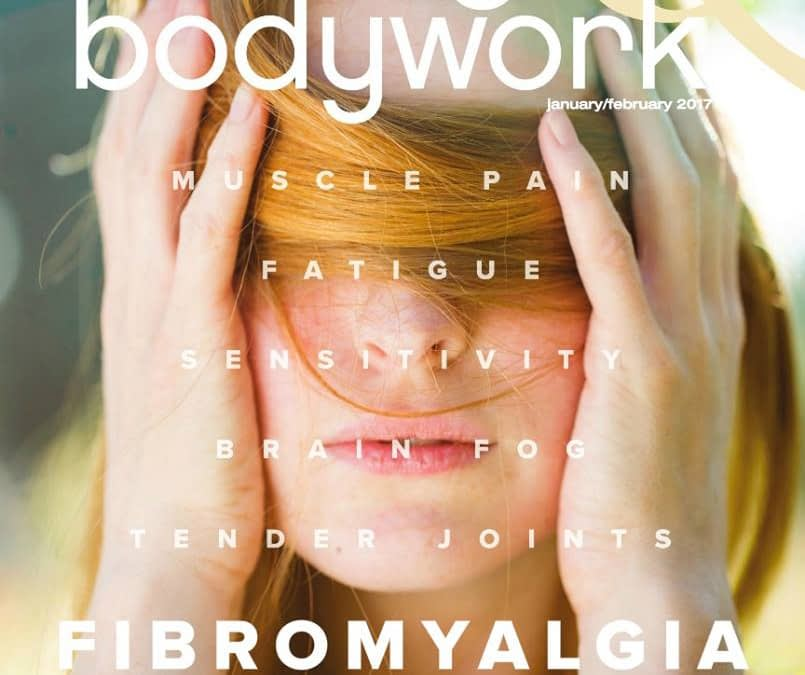 New article on Fibromyalgia Pain and Breathing in Massage & Bodywork Journal