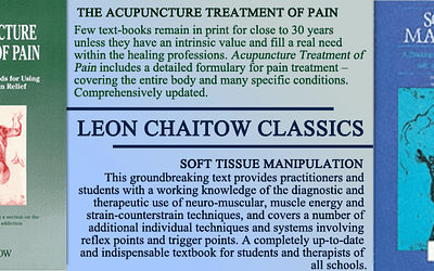 Leon Chaitow classics