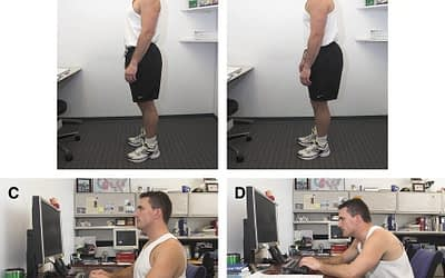 Is a patient's posture relevant to their symptoms ….or is that concept out of date?